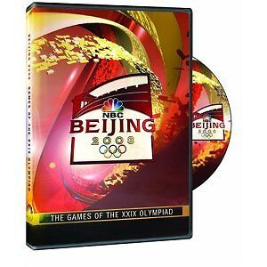 Beijing 2008: The Games of the XXIX Olympiad  DVD NEW SEALED