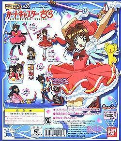 Card-Captor-Sakura-Gashapon-Capsule-Toy-1-Figure-NEW