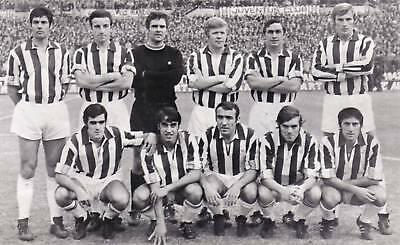 JUVENTUS FOOTBALL TEAM PHOTO>1969-70 SEASON