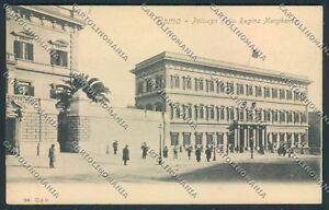 Roma-Palazzo-Regina-Margherita-cartolina-D3893-SZD