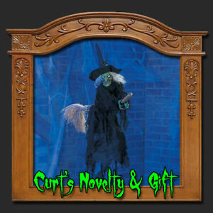 HANGING-WITCH-RIDING-BROOM-Halloween-Haunted-House-Prop