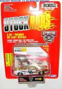 MATT-HUTTER-8-STANLEY-GOLD-DIECAST-50TH-NASCAR-RARE