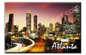 Downtown-Atlanta-Georgia-Souvenir-Fridge-Magnet-2