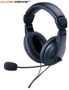 AV-GEAR-HX300-PROFESSIONAL-HEADSET-MIC-SKYPE-INTERNET