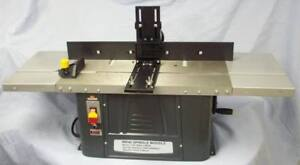 New Rand Wood Spindle Shaper/Molder/Router Table - 2 hp