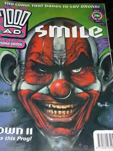 2000-AD-Comic-PROG-881-Date-01-04-1994-UK-Fleetway-Comics