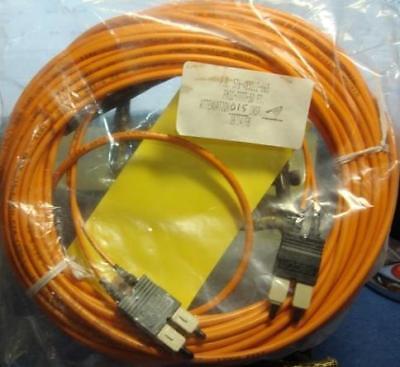 Siecor Fiber Optic Cable System/duplex Sc/50 Ft