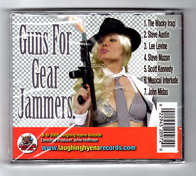 Guns For Gear Jammers (cd) Laughing Hyena Ent Brand
