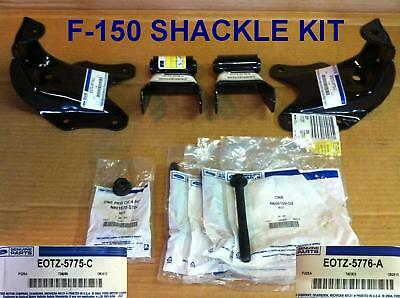 Ford 1980-1996 F-150 Shackle Bracket And Bolt Kit