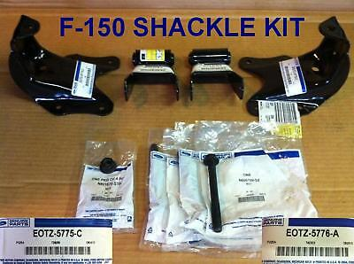 Ford 1980-1996 F-150 Shackle Bracket And Bolt Kit on Sale