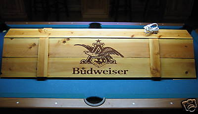 New  Budweiser Pool Table Poker Billiards Light
