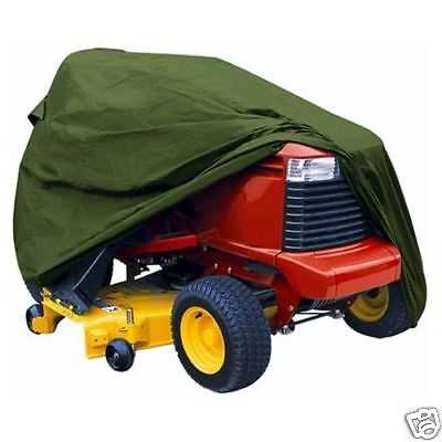 "All Season Lawn Tractor Storage Cover Up to 54"" - Olive"