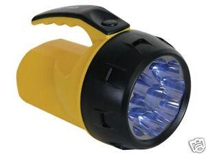 Lampe portable puissante