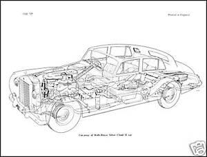 Rolls-Royce-SILVER-CLOUD-Bentley-PARTS-SERVICE-Manual-9-Complete-MANUALS-CD