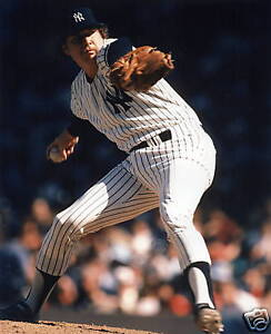 GOOSE GOSSAGE NEW YORK YANKEES 8X10 SPORTS PHOTO #90