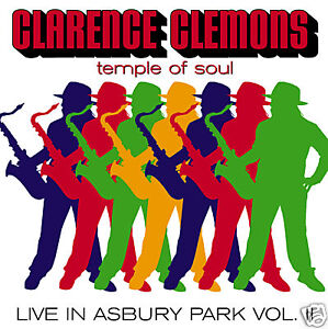 CLARENCE-CLEMONS-Live-in-Asbury-Park-Vol-II-2-NEW-CD-feat-Bruce-Springsteen