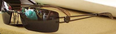 Nefertiti Manly Sunglasses Men Dark