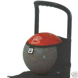 Brunswick Joey Black Single Ball Bowling Bag