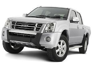 ISUZU RODEO DENVER DMAX REPAIR SERVICE WORKSHOP MANUAL
