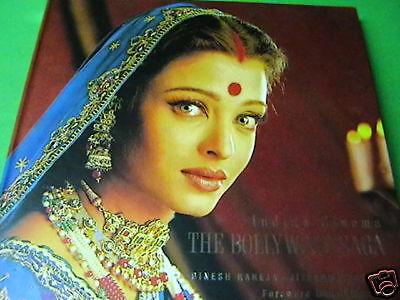 The Bollywood Saga Indian Cinema Slumdog Millionairegorgeous Coffee Table Book