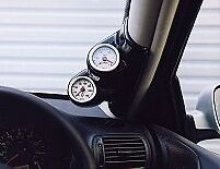 TWIN-2-GAUGE-PILLAR-MOUNT-POD-CITROEN-SAXO-INC-VTS-VTR