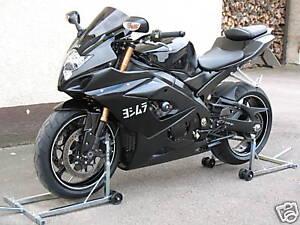 motorradst nder set f r vorne hinten h henverstellbar 2. Black Bedroom Furniture Sets. Home Design Ideas