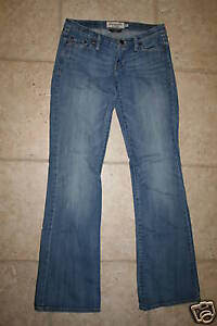 Abercrombie-amp-Fitch-Womens-0R-Stretch-Madison-Jeans