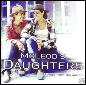 McLEOD-039-S-DAUGHTERS-AUSTRALIAN-TV-SOUNDTRACK-Volume-One-CD-TELEVISION-1-NEW
