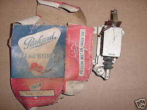 1956-Packard-Power-Door-Lock-Solenoid-6485102-NOS