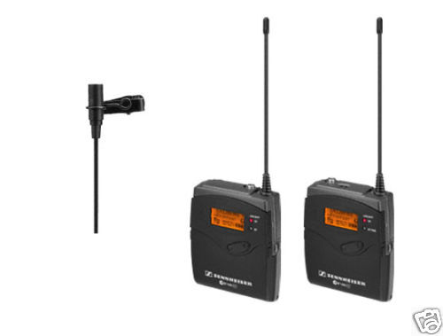 Sennheiser Wireless Kit G3 Ew 112 With Free Micro-cat