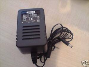 ac adapter 15v 1000ma 1a ite netzteil router modem ebay. Black Bedroom Furniture Sets. Home Design Ideas