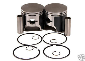 Arctic Cat ZR600 ZL600 ZR/ZL 600 1998-1999 Pistons Piston PAIR