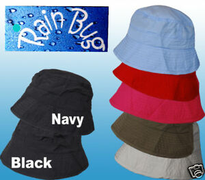 Ladies-Folding-Rain-Bucket-Hat-Waterproof-57-cm-59-cm