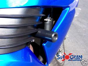 Shogun-No-Cut-Frame-Sliders-Kawasaki-ZX14-06-11-Black