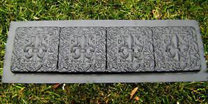 Gostatue 1 8th Plastic Bench Top Concrete Mold Paver