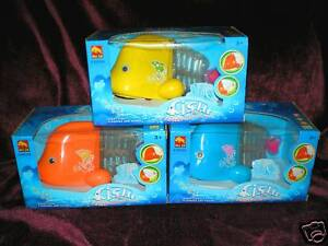 Battery operated fish ebay for Battery operated fish