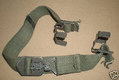 CHIN STRAP US ARMY USMC FOR M1 WWII &  VIETNAM  HELMET on Rummage