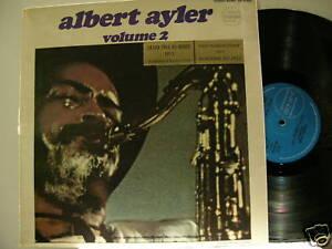 Albert Ayler Nuits De La Fondation Maeght Volume 2