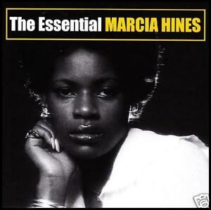 MARCIA HINES - THE ESSENTIAL CD ~ AUSTRALIAN IDOL ~ 70's POP / DISCO *NEW*