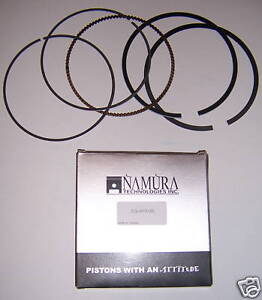 YAMAHA RHINO GRIZZLY RAPTOR 660 PISTON RINGS SET **STANDARD STOCK BORE 100mm**