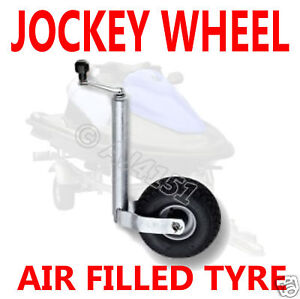 Heavy-duty-48-Trailer-Jockey-Wheel-Air-Tyre-PNEUMATIC