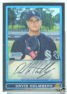 David-Holmberg-Chicago-09-Bowman-Chrome-Draft-Refractor