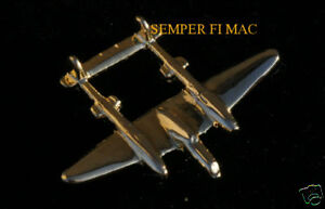 MADE-IN-USA-P-38-LIGHTING-WW2-LOCKHEED-GOLD-PIN-US-ARMY-AIR-CORPS-AIR-FORCE-RENO