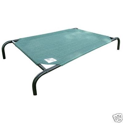 Coolaroo Elevated Steel Framed Pet Dog Bed Dog Large Cot ...