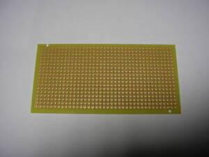 Piastra ramata forate monofaccia in vetronite 50x100 mm for Finestra 50x100