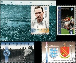 BOLTON-WANDERERS-FA-CUP-Winners-1923-Football-Stamps
