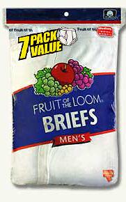 7-PACK-MENS-FRUIT-OF-THE-LOOM-WHITE-BRIEFS-SIZES-S-M-L-XL-2XXL-XXL-3XXL-XXXL