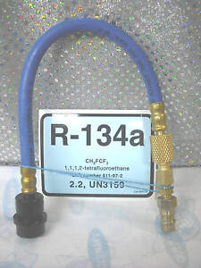 """R134a, Auto AC, Charging Hose Extension ADD 15"""""""
