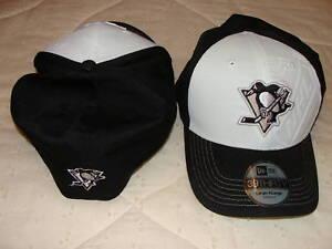 Pittsburgh-Penguins-New-Era-Hat-Cap-39Thirty-S-M-Deboss