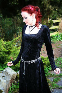 Enchanting-VELVET-Witchy-Dress-GOTH-PAGAN-FAE-LARP